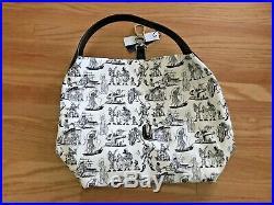 Disney Dooney & Bourke Pirates of Caribbean Shoulder Handbag HOBO REDHEAD NWT