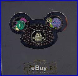 Disney Fifty Years Main Street Electrical Parade Elliott Pete's Dragon Jumbo Pin