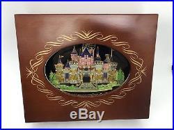 Disney Happiest Homecoming On Earth Sleeping Beauty Castle LE 1000 Jumbo Pin2005