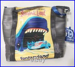 Disney Harveys 60th anniversary Poster Tote Storybook Land