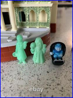 Disney Haunted Mansion Light Up Playset- EXTREMELY RARE- Theme Park Edition