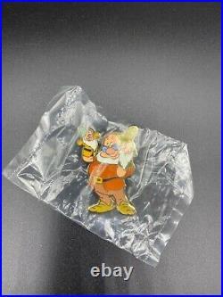Disney Hong Kong HKDL Puppet Series Tin Pinocchio Stitch Mickey Peter Doc Pins