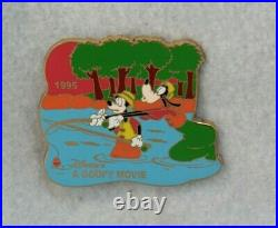 Disney Japan History of Art LE 1500 Pin A Goofy Movie Max 1995