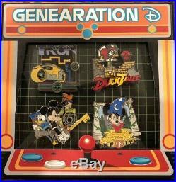 Disney Kingdom Hearts Only Genearation D Pin Event Pins Digital