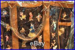 Disney Large Characters Womens Purse Handbag