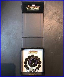 Disney Marvel 2018 Avengers Infinity War Super Hero Icons Pin Pop Up Exclusive