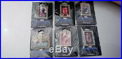 Disney Marvel dssh Avengers Endgame Marquee and 5 Le limited edition pin set