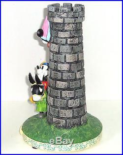 Disney Minnie Mickey Mouse Figurine Ye Olden Days Theme Parks New