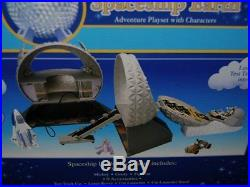 Disney Monorail Spaceship Earth Epcot Playset Toy Theme Park