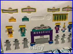 Disney Monorail Switch Station Theme Park Collection Disneyland Disney World