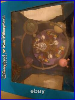 Disney Monorail Theme Park Astro Orbiter Interactive Playset NOS