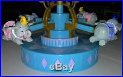 Disney Monorail Theme Park Dumbo Interactive Playset Upgraded