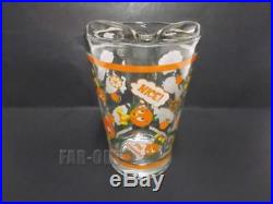 Disney Orange Bird glass pitcher theme park Limited811