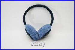 Disney Parks Club 33 Ear Muffs From 2018 Candlelight Limited Edition