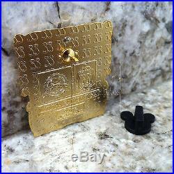 Disney Parks Disneyland Club 33 50th Anniversary Pin with Gift Box Goofy