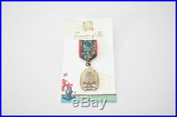 Disney Parks Disneyland Club 33 Summer of Tiki 2018 Adventurer Medallion Pin