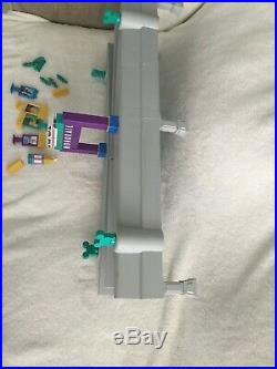 Disney Parks Exclusive Theme Park Monorail Playset Switch Station Incomplete