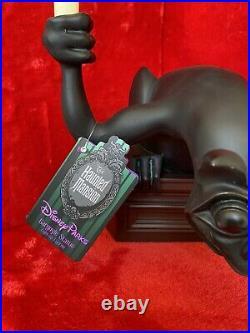 Disney Parks Haunted Mansion Stretching Room Light Up Gargoyle Figure