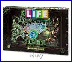 Disney Parks Haunted Mansion The Game of Life Board Game Theme Park Edition New
