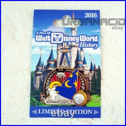 Disney Parks Hollywood Studios Piece of Disney History 2016 Sorcerer's Hat Pin