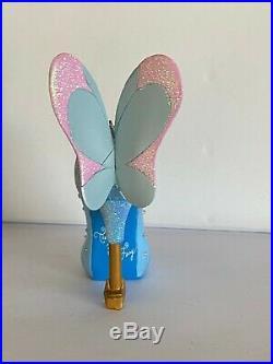Disney Parks Shoe Ornament The Blue Fairy Pinocchio MINT RETIRED
