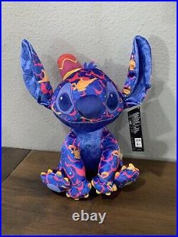 Disney Parks Stitch Crashes Aladdin Plush Limited Release