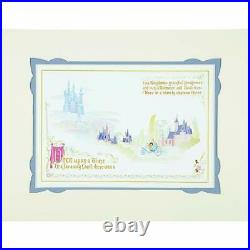 Disney Parks WonderGround Gallery Cinderella's Kingdom by Ashley Taylor