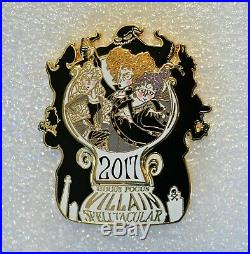 Disney Pin 129481 WDW MNSSHP 2017 Hocus Pocus Villain Spectacular AP