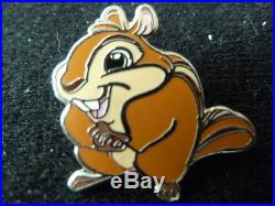 Disney Pin 58377 DSF Trader's Delight Enchanted Pip the Chipmunk PTD GWP RARE LE