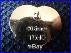 Disney Pin 72933 Japan Cinema Exclusive Enchanted PIP Chipmunk Giselle RARE LE