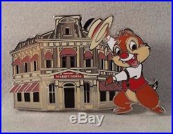 Disney Pin Walt Disney World Main Street Magic Mystery Collection Complete Set