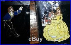 Disney Pins Princesses & Princes WDW Princess Ball 2002 Retired/Limited Editions