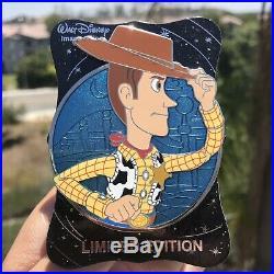 Disney Pixar WDI Woody Profile pin Toy Story LE 250