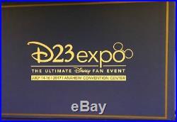 Disney RARE 2017 D23 Expo SORCERERS Commemorative Ticket