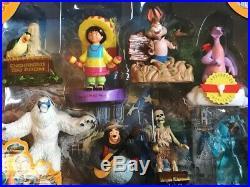 Disney Splash Mountain Brer Rabbit Tiki Room Theme Park 8 Figures Boxed Set