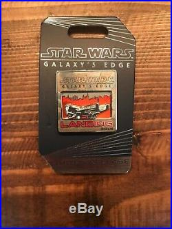Disney Star Wars 2019 Galaxy's Edge Passholder Exclusive Pin Set Limited Edition