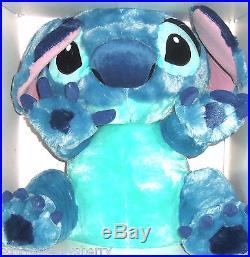 Disney Stitch Giant Plush Toy Lilo 25 Theme Parks New