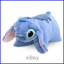 Disney Stitch Pillow Pal Pet Plush Doll Disney Theme Park Authentic