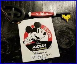 Disney Store Mickey Mouse 90th Birthday Key with original tag