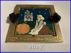 Disney Store Shopping LE 100 Pin Wedding Spinner Prince Princess Cinderella