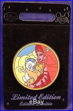 Disney Store UK Europe Baby Hercules Pegasus Hera LE 300 Pin