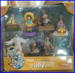 Disney Theme Park Character Set Brer Rabbit Haunted Mansion