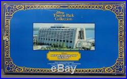 Disney Theme Park Collection Contemporary Resort Monorail Toy Accessory COMPLETE