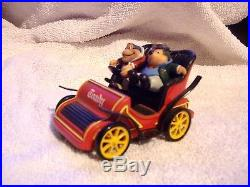 Disney Theme Park Collection Die Cast Mr. Toad's Wild Ride. Used. RARE