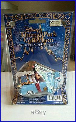 Disney Theme Park Collection Die Cast Vehicle Retired Aladdin Parade Vehicle