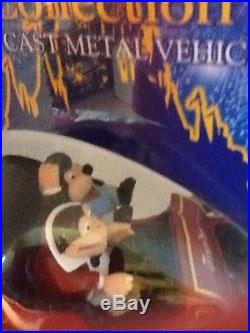 Disney Theme Park Collection Mr Toad's Wild Ride New Sealed Retired Htf