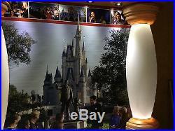 Disney Theme Park Disney World Trade Show Convention Display Custom With Road Ca