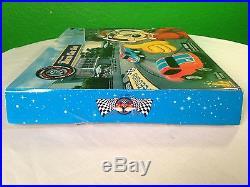Disney Theme Park Edition Monorail Tomorrowland Battery Op. Race Car Set #9496