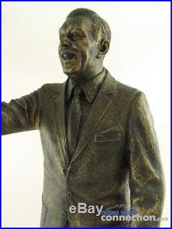Disney Theme Park Exclusive PARTNERS Walt & Mickey Mouse 14 Faux Bronze Statue