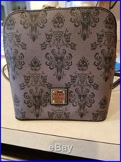 Disney Theme Parks Dooney and Bourke Haunted Mansion Crossbody Purse Overstock